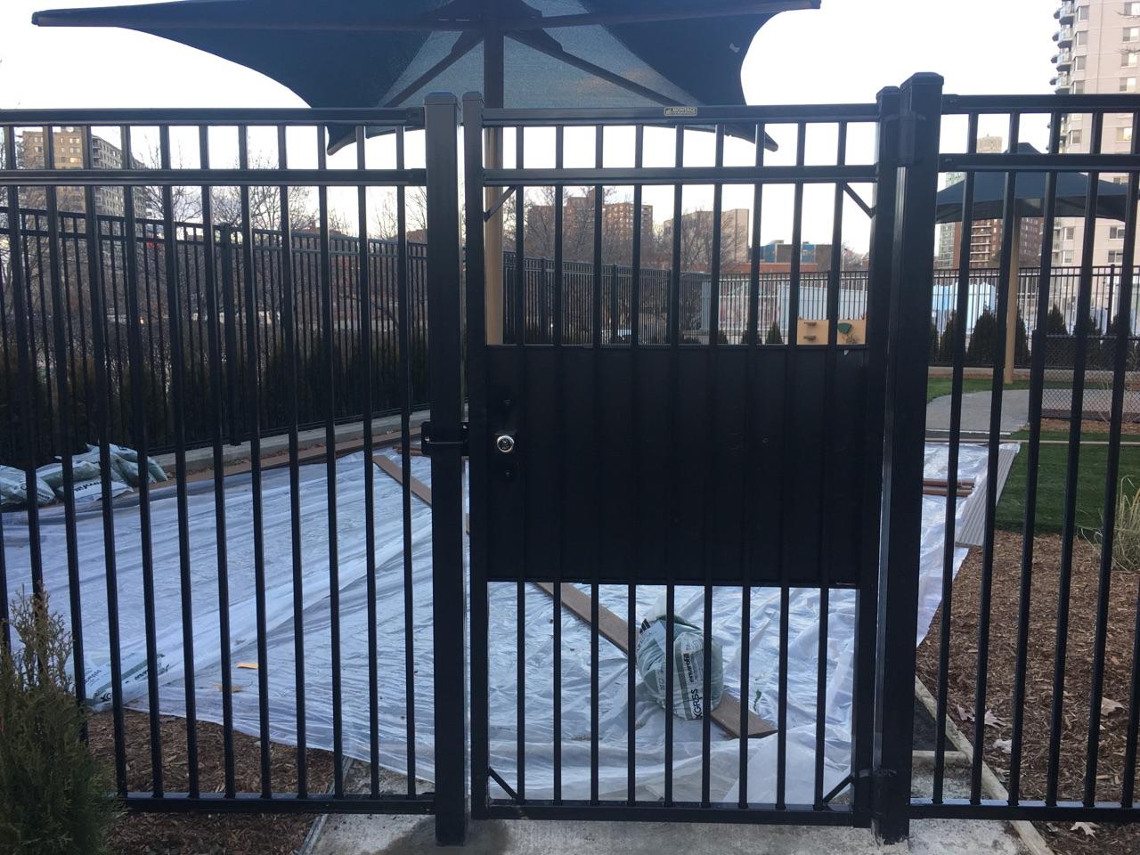 aluminum fences westchester ny