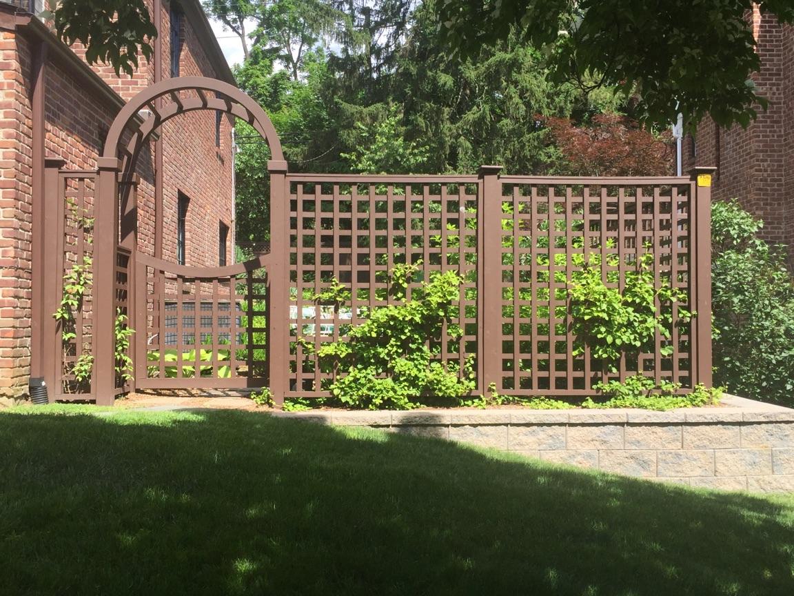bedford fence company wood fences ny