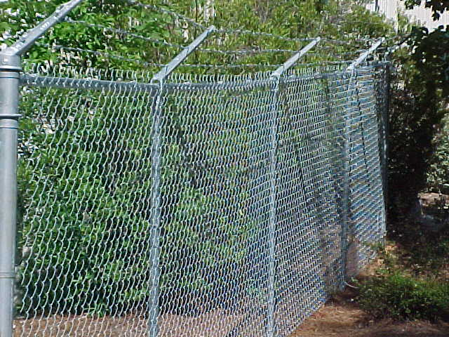 Chain Link Fences Westchester Fence Company Best Chain