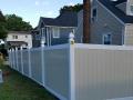 color vinyl fences westchester NY