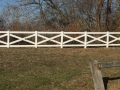 hastings vinyl fence - hasting fence company