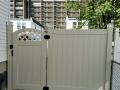 white vinyl fence westchester