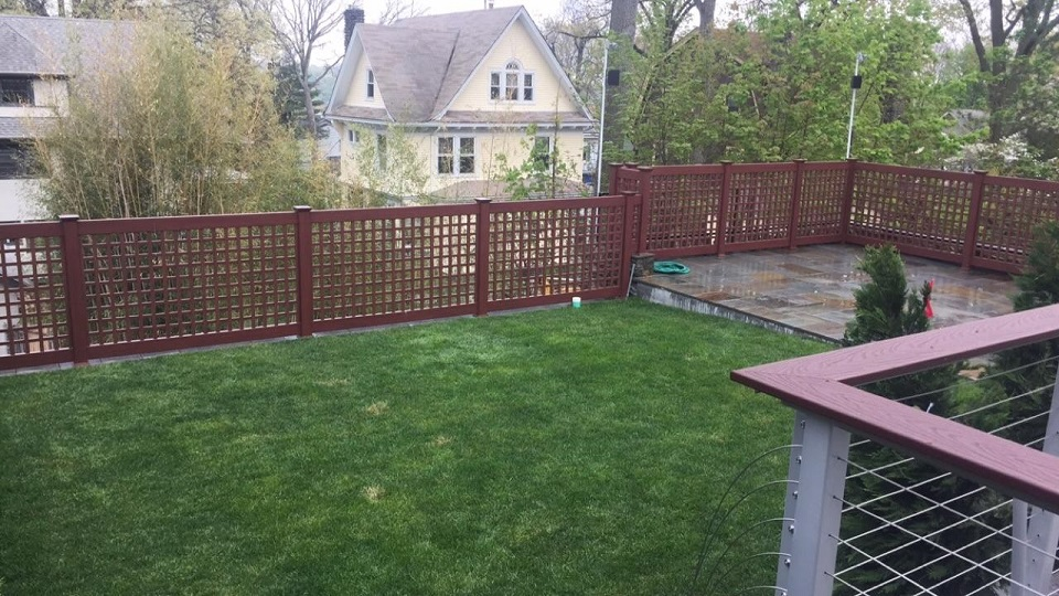 vinyl fence company westchester