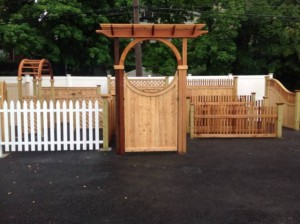 King Fence Show Room Westchester Fence Company 914 337