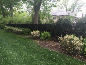 aluminum fence company