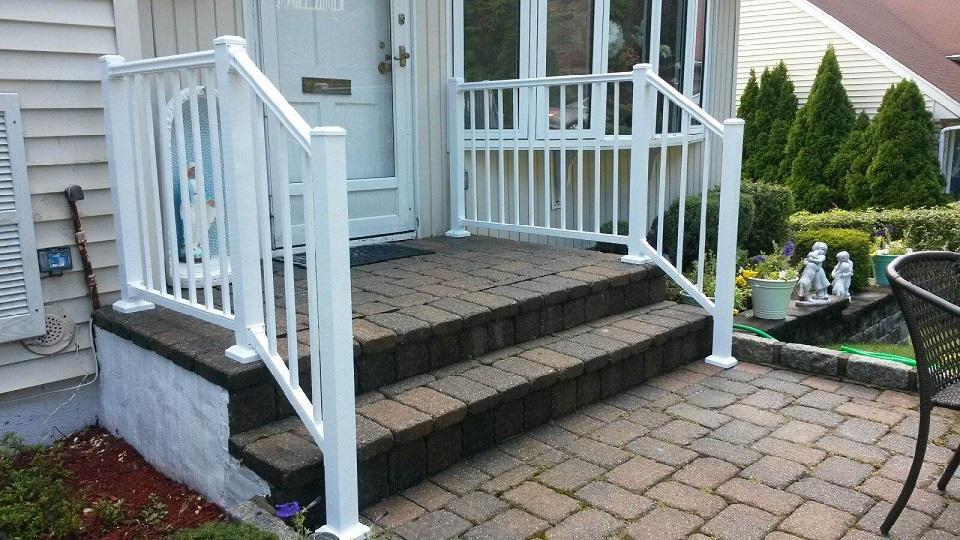 home aluminum railing