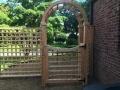 wood arbor