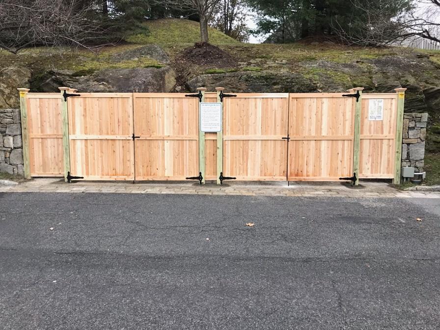 Briar Cliff Manor Fence Company