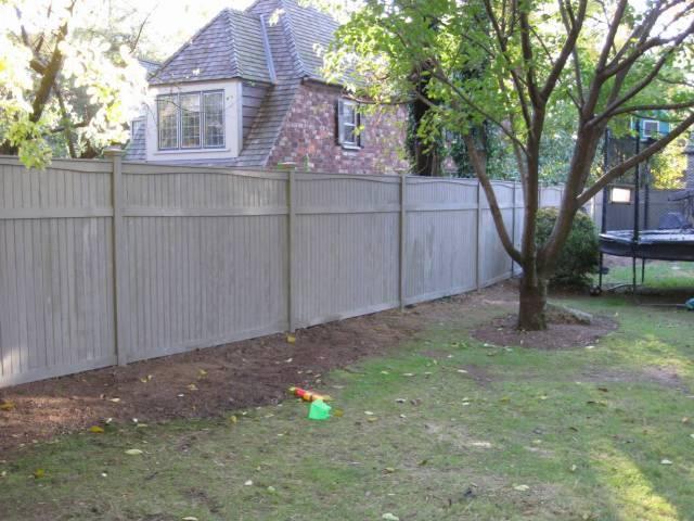 Cedar Fence Portfolio Westchester Fence Company 914