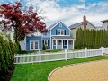 greenwich fence company wood cedar fences