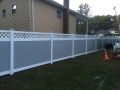 vinyl fence westchester