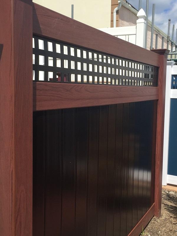 vinyl fence installation-fence company