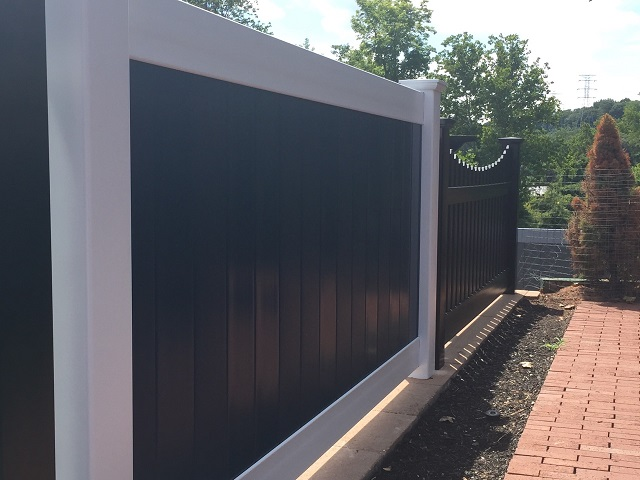 vinyl fences westchester fence-company