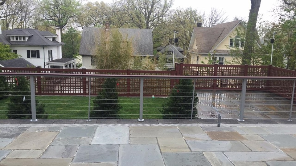 westchester vinyl fence